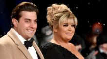 Gemma Collins skips NTAs after-party for a curry as she vows to focus on Dancing on Ice