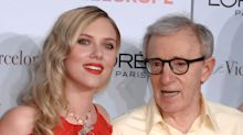 Scarlett Johansson defends Woody Allen: 'I would work with him any time'