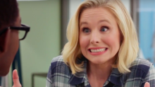 Kristen Bell's Good Place lives on for a third season