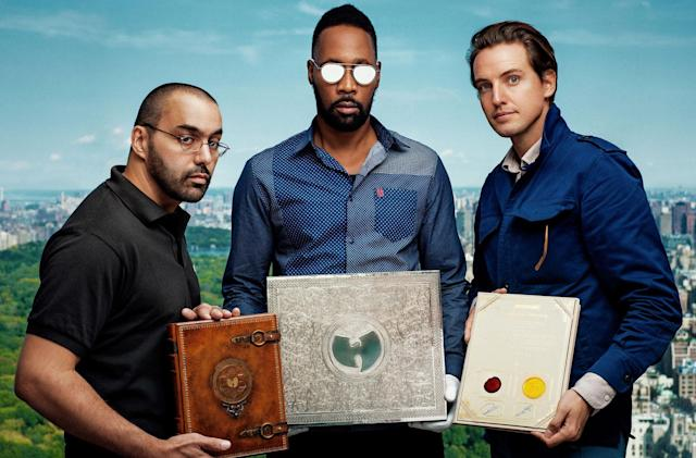 Wu-Tang Clan sells its one-of-a-kind 'Shaolin' album for millions