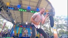 Imagine Dragons performs 'Believer' live on 'GMA'
