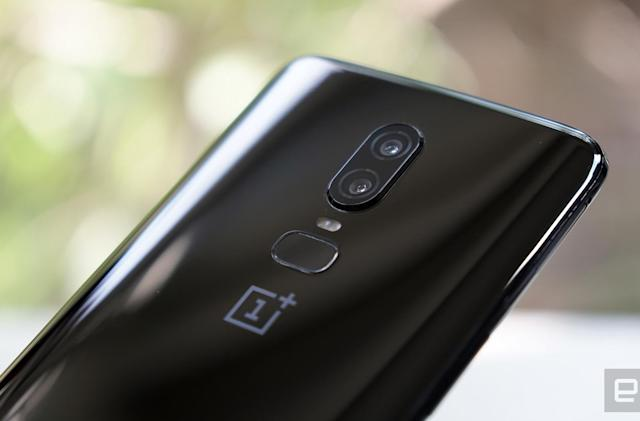 OnePlus 6T will go on sale November 6th