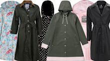 12 of the best lightweight, waterproof coats for women