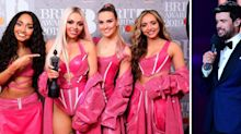 Jack Whitehall criticised for 'raunchy' Little Mix BRITs joke