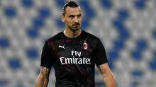 I hope it's not Ibrahimovic's last game for Milan - Pioli