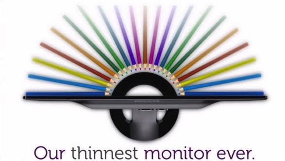 Dell's S2330MX Ultra-Slim monitor makes rival LCDs hit the treadmill