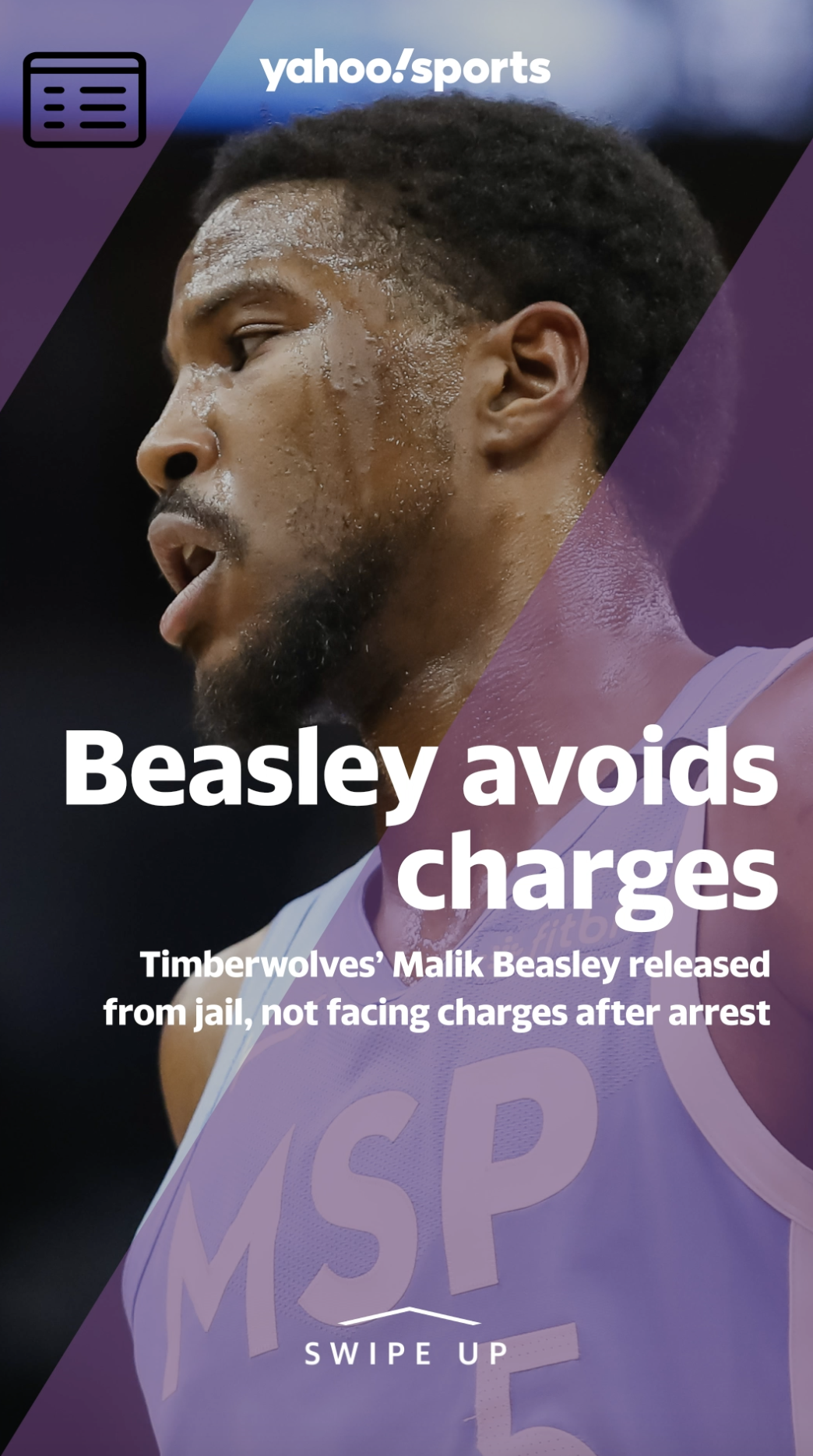 released Malik Beasley [Video] Timberwolves
