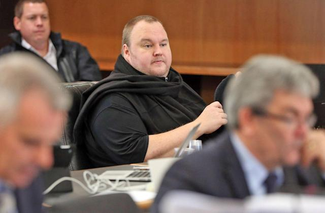 Kim Dotcom will be allowed to stream his extradition appeal
