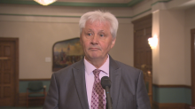 Municipal Affairs Minister Eddie Joyce subject of harassment complaint