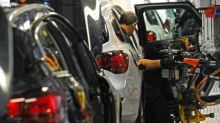 Car industry warns 'growth is stalling' as output falls ahead of Brexit