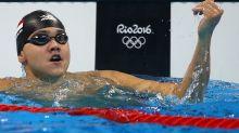 Sensational Joseph Schooling wins Singapore's first ever Olympic gold