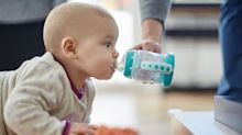 Why newborn babies should never drink water