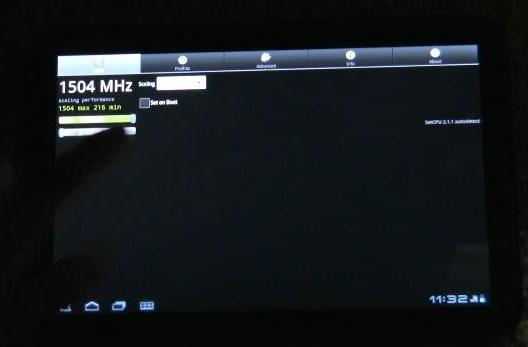 Motorola Xoom overclocked to 1.5GHz, eats Quadrant and Linpack for breakfast (video)