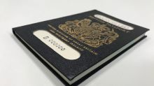 British passport maker to appeal loss of 'Brexit blue' contract