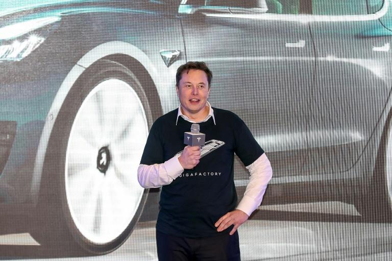 The surprise second-quarter profit of Tesla, whose CEO Elon Musk is seen here in January 2020, positions it to potentially join the S&P 500