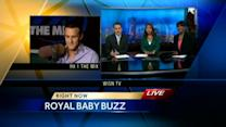 "'Mix""in it up: Kidd predicts Royal baby names"
