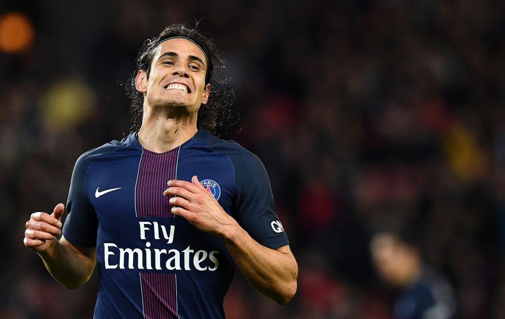 Cavani devient le meilleur buteur du PSG en Coupe de la Ligue