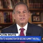 Rep. Cicilline: 'The president sided with the enemy'