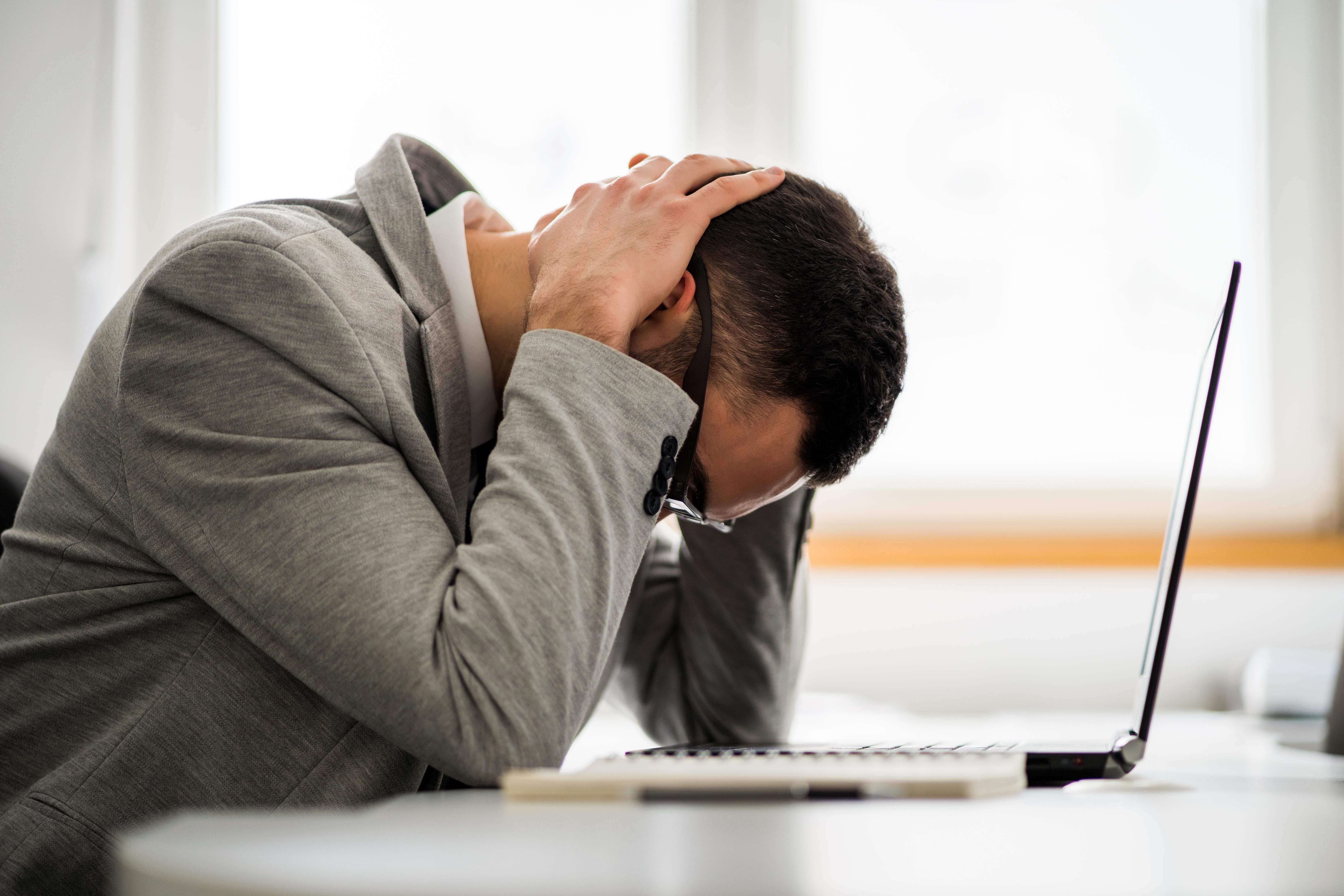 Poor mental health costs UK employers £45bn a year
