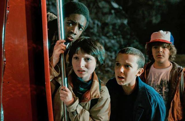 Netflix picks 'Stranger Things' scene for first 360-degree video
