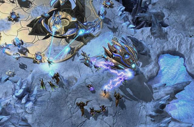Professional 'StarCraft 2' players, coach accused of match-fixing