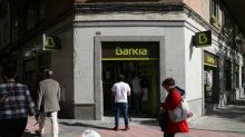 Spain's Bankia says lending income could fall slightly in 2019