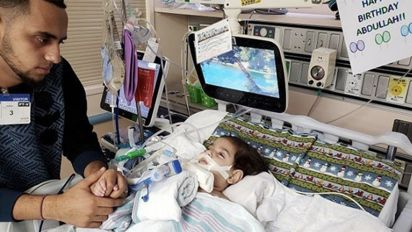 Yemeni mother granted U.S. visa to see dying son