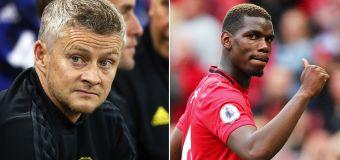 Man United boss explains Pogba 'question marks'