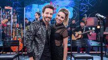 Público vai à loucura com Sandy & Junior 'juntos e shallow now' no especial do 'Altas Horas'