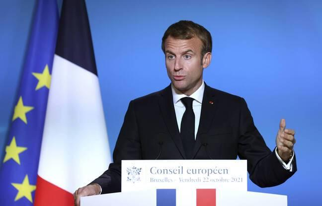 «France 2030»: 800millions d'euros pour la robotique, annonce Emmanuel Macron
