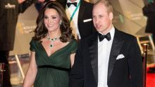 BAFTA-Awards: Warum Herzogin Kate kein schwarzes Kleid trug