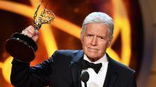 'I'm not a big fan of sympathy votes': Alex Trebek celebrates 7th Daytime Emmy win