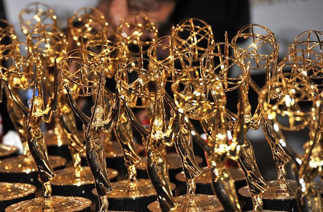 Stroll down The Emmys red carpet live on Facebook