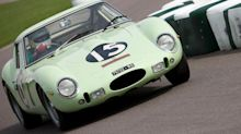 What's it like to drive a Ferrari 250 GTO at Goodwood?