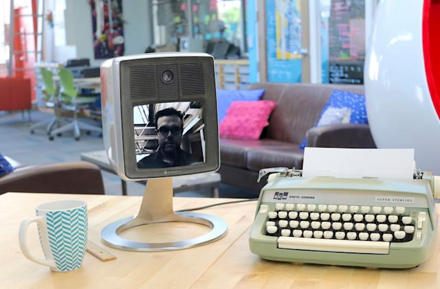 The first commercial video call took place 50 years ago today