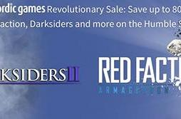 Humble Store Nordic sale discounts Red Faction, Darksiders series and more