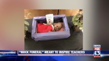 School principal throws 'mock funeral' with 'dead' baby to motivate teachers: 'Something is wrong with you'