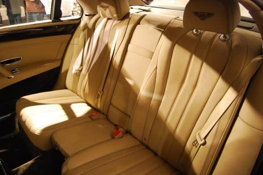 photo 5: 豪華新定義 New Bentley Flying Squr