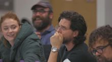 Kit Harington's emotional reaction to Jon Snow-Daenerys scene has 'Game of Thrones' fans bawling