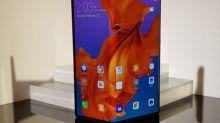 Smartphone pliable : Huawei retarde la sortie de son Mate X
