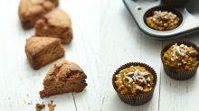 減肥期低脂健康食譜:減肥必學整無油藜麥鬆餅
