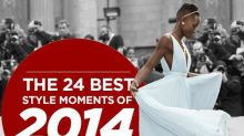 Joe Zee's Countdown to the Best 24 Style Moments in 2014