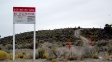US Air Force warns against people storming Area 51 - as 1.5 million sign up to Facebook event
