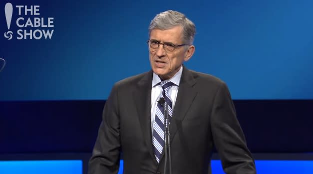 FCC chairman to cable companies: forcing some net traffic into a slow lane will not be permitted