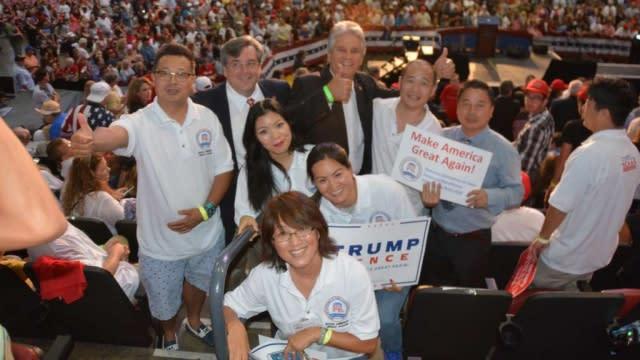 news.yahoo.com: How 'Kung Flu' Rhetoric Impacts The Asian American GOP Vote