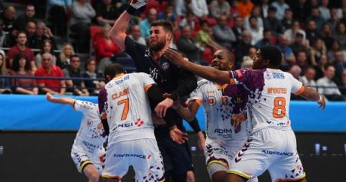 Hand - C1 (H) - Le PSG a mis «beaucoup d'intensité» pour battre Nantes en Ligue des champions