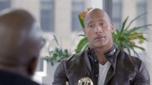 Dwayne Johnson Goes to Movie Sequel Hell and Back in Spoof Video