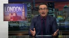 John Oliver Blasts Media for Insulting Coverage of London Attacks