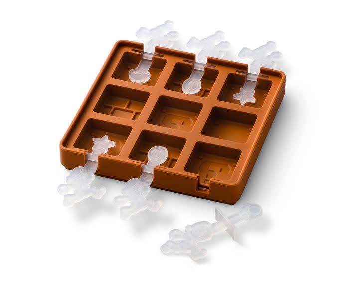 磚塊矽膠模型組