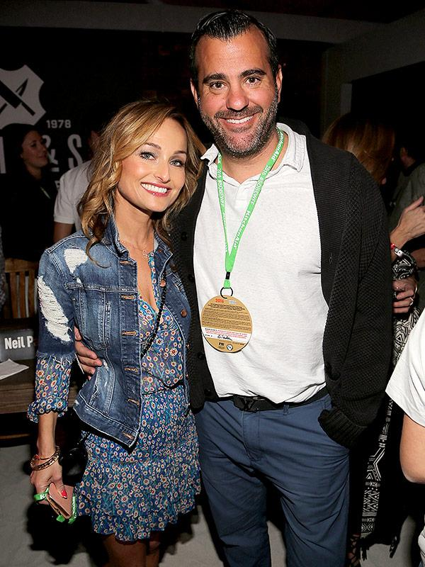 Giada De Laurentiis And Boyfriend Shane Farley Share Laughs And Burgers In Miami
